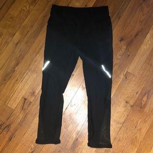 NVW high waisted RBX black mesh leggings